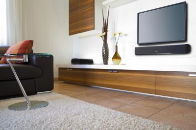 Paradigm Shift Series Soundbar (Fully Powered) Soundtrack 2 System