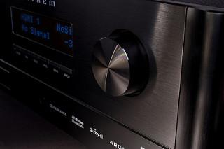 Anthem 7.2-channel home theater receiver with Anthem Room Correctio - MRX 720