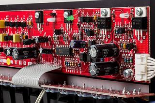 Anthem Stereo power amplifier-MCA 325