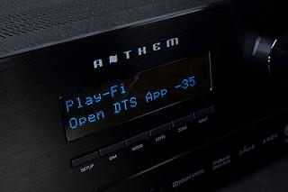Anthem 11.2-channel home theater receiver with Anthem Room Correctio-MRX 1120
