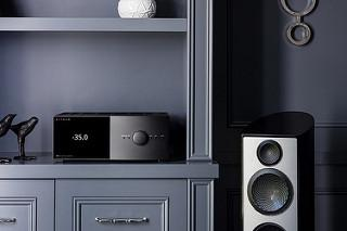 Anthem Stereo integrated amplifier with built-in DAC-STR (S)