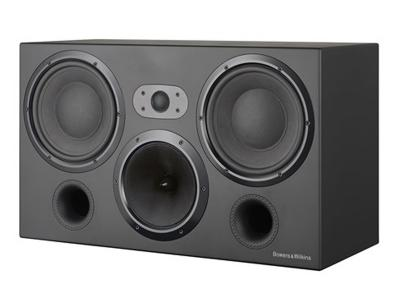 Bowers & Wilkins CT Series home theatre Black 3-Way Speaker - CT7.3 LCRS