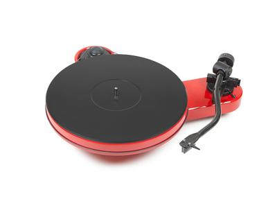 Project Audio Audiophiles Turntable  RPM 3 Carbon (2M Silver) RED - PJ50439344