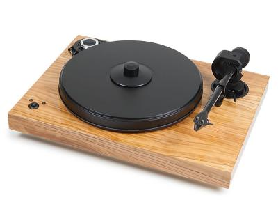 "Project Audio Top-grade Turntable With 9"" EVO Tonearm & Cartridge - 2XPERIENCE SB - OLIVE - PJ50435452"
