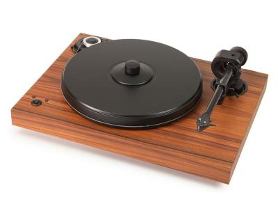 "Project Audio Top-grade Turntable With 9"" EVO Tonearm & Cartridge - 2XPERIENCE SB - PALISANDER - PJ50435476"