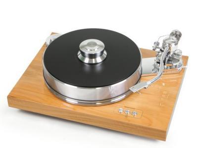 Project Audio Highend Turntable With Single-Pivot Tonearm Signature 10(n/c) Olive - PJ50438187