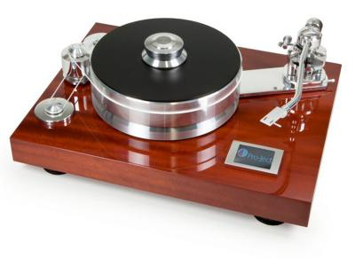 Project Audio High end turntable Signature 12(n/c) Mahogany - PJ35828415