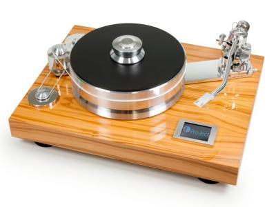 Project Audio High end turntable Signature 12(n/c) Olive - PJ35828422