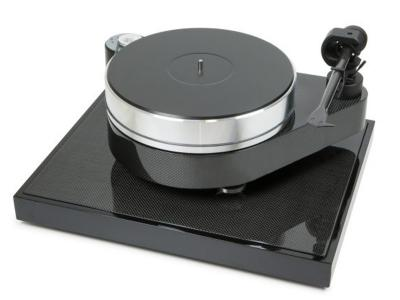 """Project  Audio High end turntable with 9"""" Evo tonearm RPM 10 Carbon - PJ50435315"""