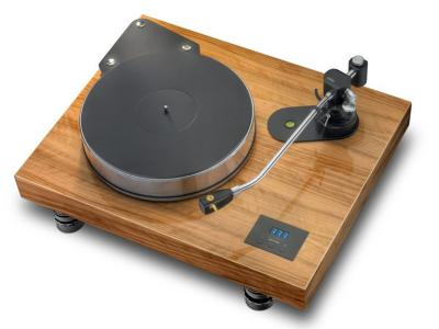 Project  Audio Manual turntable with build in Pro-Ject Speed Box SE - Xtension 12 Evolution - Olive -PJ07689266