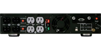 1500VA 2RU Uninterruptible Power Supply and Voltage Regulator-F1500-UPS