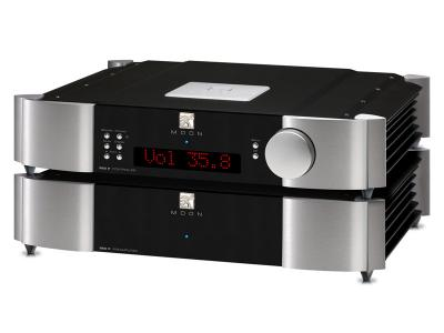 Moon by Simaudio Moon Evolution Line Preamplifier - 850P Pre-Amp (2-Tone)