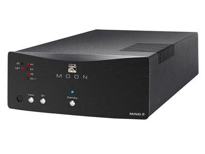 Moon by Simaudio High End Pre-Amplifier - Mind2 Network Player