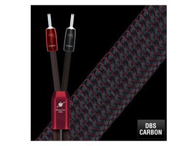 Audioquest 6 ft Folk Hero Series William Tell ZERO Speaker Cable - WTZero 6 ft. pair