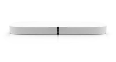 Sonos Wireless Soundbase for Home Theatre and Streaming Music White - PLAYBASE (B)