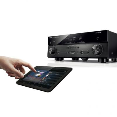 Yamaha AVENTAGE 7.2-channel Home Theater Receiver with Wi-Fi - RXA670