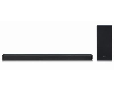 LG 3.1 Channel Sound Bar w/DTS Virtual X & High Resolution Audio - SL7Y