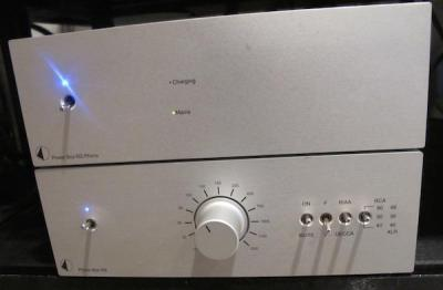 RS phono/battery