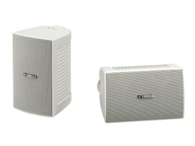 Yamaha High Performance Outdoor Speakers - NSAW194W