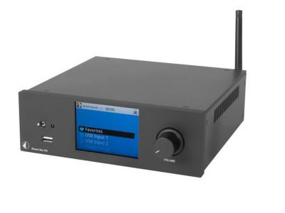 Project Audio Highend audio streamer internet radio & D/A converter - Stream Box RS Black - PJ35828347