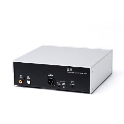 Project Audio CD Box DS2 T Silver Walnut UNI - PJ71654153
