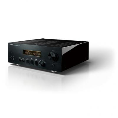 Yamaha Integrated Amplifier (Black) - AS1200 (B)