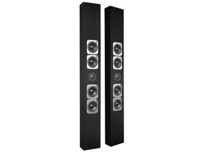On-Wall Speakers